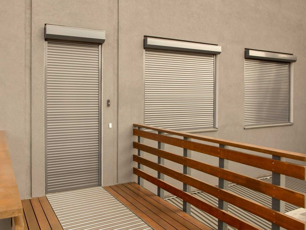 Roller Shutters door and windows